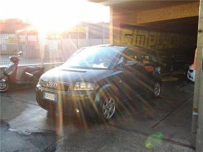 usata Audi A2 Impianto Gpl Accetto Permute Usato