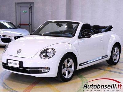 brugt VW Maggiolino CABRIOLET 2.0 TDI SPORT 150CV