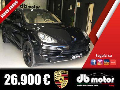 käytetty Porsche Cayenne 3.0 Diesel
