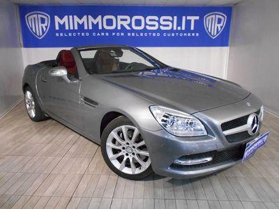 begagnad Mercedes SLK250 CGI Sport Automatica km 43000 full optionals