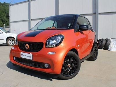 brugt Smart ForTwo Coupé 90 0.9 Turbo Passion
