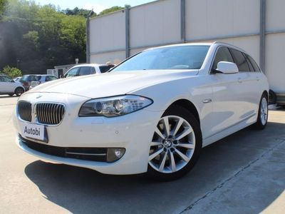 brugt BMW 525 Serie 5 Touring Touring F11 Diesel d touring xdrive Business auto