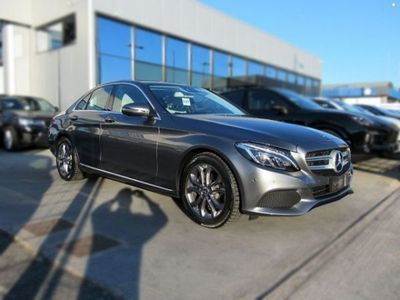 used Mercedes C200 d Auto Sport