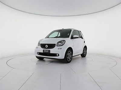 usata Smart ForTwo Cabrio Cabrio 1.0 Passion 71cv twinamic my18