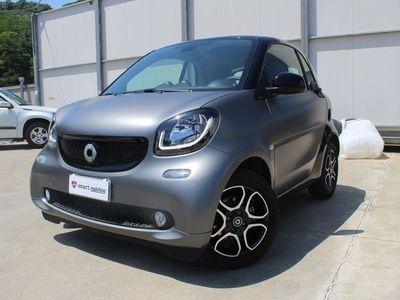 usado Smart ForTwo Coupé 70 1.0 Automatic Prime