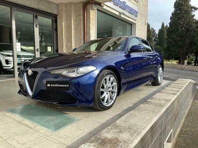 usata Alfa Romeo Giulia 2.2 Turbodiesel 150 CV AT8 Super BI-XENON-CERCHI 1