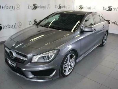 usata Mercedes 220 CLA Classe Sh.Brake - X117 D SBd (cdi) Premium auto