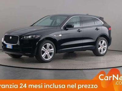 usata Jaguar F-Pace 2.0d I4132kw Prestige Awd Automatica