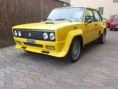 usado Fiat 131 replica abarth,registro