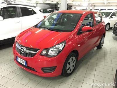 usata Opel Karl 1.0 73 cv gpl n-joy benzina