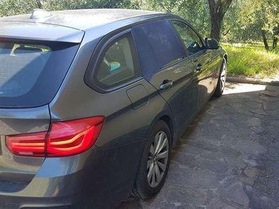 usata BMW 318 Turbo diesel 150cvTouring advantage