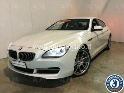 usata BMW 640 SERIE 6 GRAN COUPE d g.coupe xdrive Futura auto