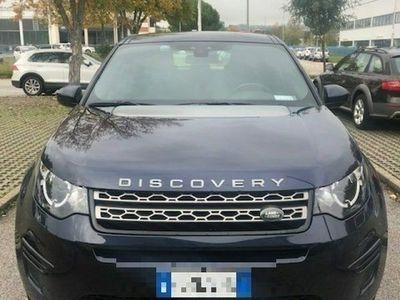 usata Land Rover Discovery Sport 2.0 TD4 180 CV Pure