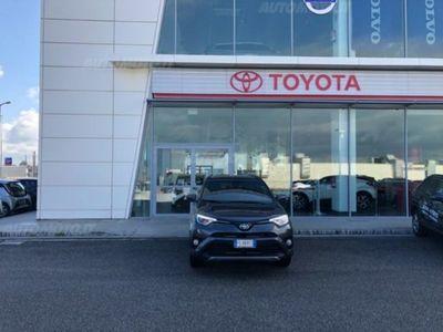 used Toyota RAV4 Hybrid 2WD Style del 2017 usata a Gioia Tauro