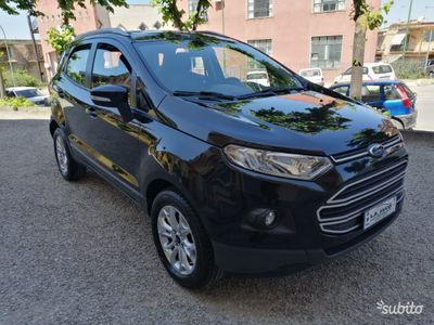used Ford Ecosport Tdci