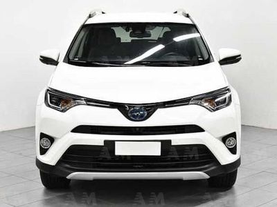 usata Toyota RAV4 Hybrid 4WD Lounge usato