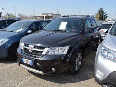 gebraucht Fiat Freemont 2.0 Mjt 170 CV 4x4 aut. Lounge