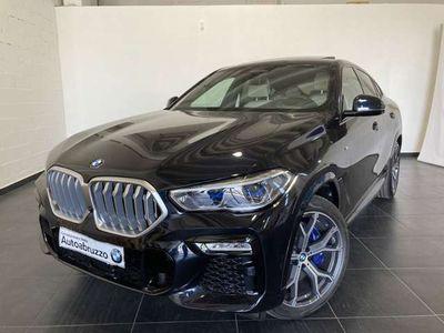 usata BMW X6 xDrive40i Msport nuova a San Giovanni Teatino