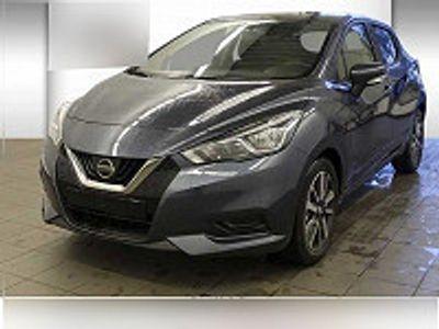 usata Nissan Micra 1.0 N-way Navi Safety Paket
