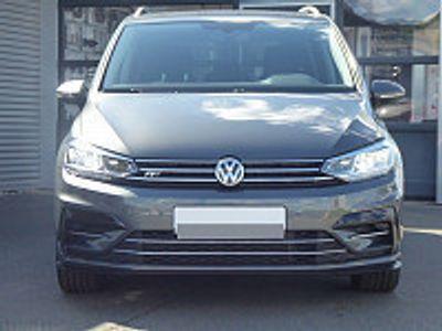 usata VW Touran Highline R-line Tsi +18 Zoll+acc+navi+pdc