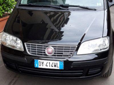 usata Fiat Idea - 2009 nera 1.3.multijet 70 CV