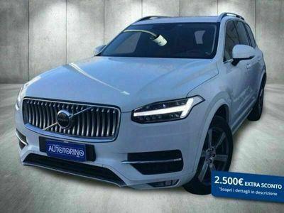 usata Volvo XC90 2.0 D5 Momentum awd 235cv 7p.ti geartronic my