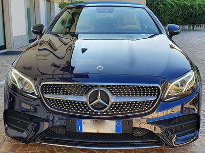 usata Mercedes E400 Cabrio 4Matic Premium