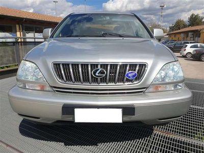 usata Lexus RX300 3.0 AUTO IMPIANTO A GAS