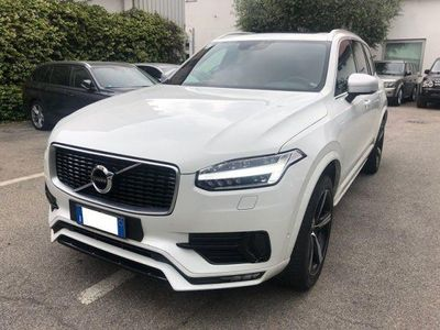 used Volvo XC90 D5 AWD Geartronic R-design