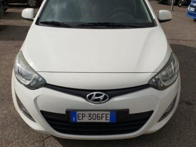 usata Hyundai i20 1.2 5p. BlueDrive GPL Sound Edition rif. 10401657