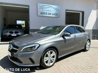 usata Mercedes A180 di sport italiana certificata nuova