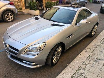 usata Mercedes SLK250 BlueEFFICIENCY Premium