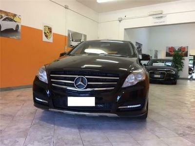 used Mercedes R350 4MATIC SPORT 7 POSTI