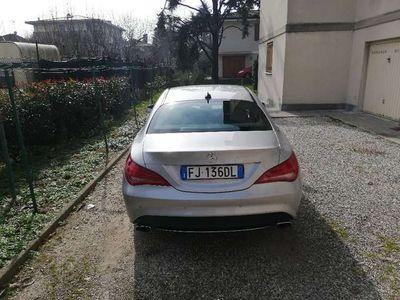 usata Mercedes CLA220 CDI Automatic Sport