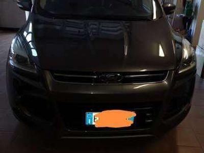 usata Ford Kuga 2.0 TDCI 140 CV 4WD Powershift Tita