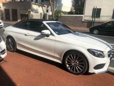 usata Mercedes C200 Cabrio Premium