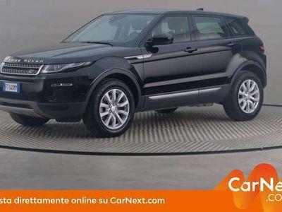 usata Land Rover Range Rover evoque 2.0 Td4 150cv Business Se 4wd