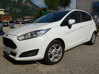 used Ford Fiesta 1.2 60CV 5 porte Titanium - X NEOPATENTATI