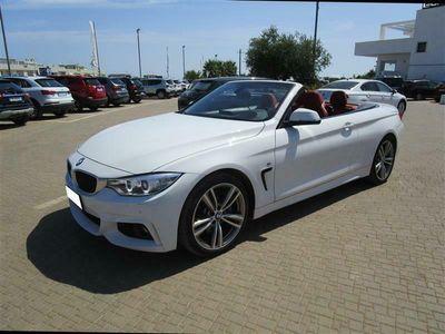 usata BMW 425 SERIE 4 2 PORTE CABRIOLET D MSPORT AUTOM.