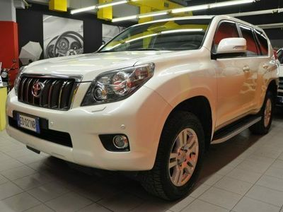 usata Toyota Land Cruiser 3.0 D4-D 5 porte**UNICO PROP