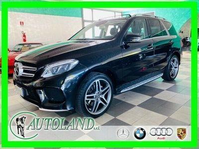 usata Mercedes GLE250 d 4Matic Premium Plus 2xTetto*Comand*Cerchi 21*ITA