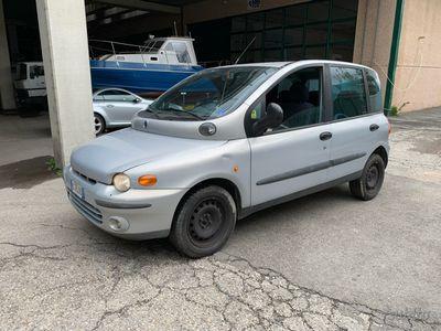 usado Fiat Multipla 1.6 16V bipower cat ELX