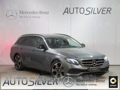 usata Mercedes 220 Classe E Station Wagond 4Matic Auto Business Sport del 2019 usata a Verona