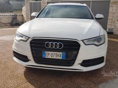 usata Audi A6 S line + tetto apribile panoram