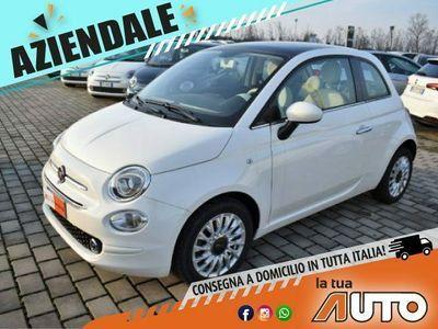 usata Fiat 500 1.3 MJT 95CV LOUNGE rif. 12396952