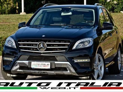 second-hand Mercedes ML350 BTEC 4MATIC PREMIUM AMG+NAV