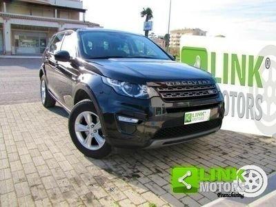 usata Land Rover Discovery Sport Discovery Sport2.0 TD4 Deep Blue Ed.