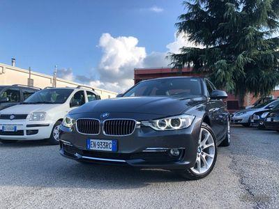 usata BMW 320 d luxury x drive -2012