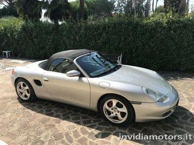 usata Porsche Boxster 3.2i S Tagliandi