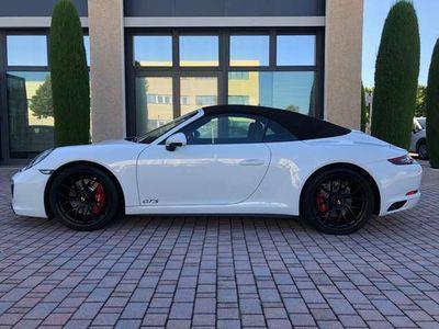 usata Porsche 911 Carrera GTS 3.0 Cabriolet **LED**BOSE**ETC